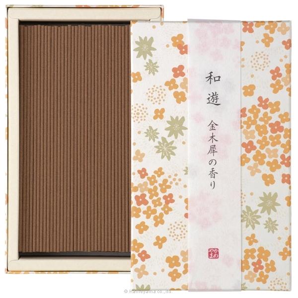 和遊 金木犀の香り平箱