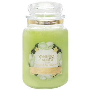 YANKEE CANDLEジャーL【直営店限定販売】 ハニーデューメロン